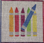 C5 Crayons 13 Mesh Changing Women Designs