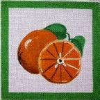 F1 Orange and Slice  8 x 8 18  Mesh Changing Women Designs