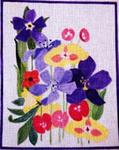 FL10 Spring Garden 7 x 9.5 18 Mesh Changing Women Designs