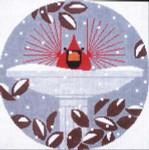 B-R-R-R-R-Rd Bath Charley Harper CH-B039 18 Mesh Treglown Designs
