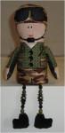 Army Boy Mesh 3D DESIGN Sew Much Fun