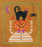 17-2052 Happy Halloween Companions by Artful Offerings