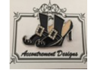 Witches Shoes Needle Minder MAGNET Accoutrement Designs