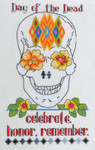 MarNic Designs Day Of The Dead  Item Number: 14-2210  Size: 98w x 159h
