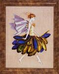 05-1012 MD83 Mirabilia Designs Feather Fairy