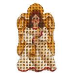 015c Angel Mini 18 Mesh Rebecca Wood Designs 2 to 3 Inches