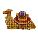 015i Red camel Mini 18 Mesh Rebecca Wood Designs