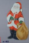 CBK Bettieray Designs XL-401 Santa Doll 13 Mesh