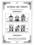 96-673 Victorian Side Streets by Nancy Spruance Designs