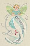 11-1193 Nora Corbett Stitching Fairies-Linen Fairy 98 x 152