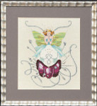 MIR-KIT12 Nora Corbett Stitching Fairies-Pincushion Fairy (Kit)