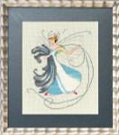 MIR-KIT11 Nora Corbett Stitching Fairies-Floss Fairy Kit