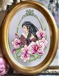 11-1448 Orchid Fae by Passione Ricamo75 x 108 Passione Ricamo