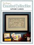6556 Alphabet Garden Pat Roger's Counted Collection