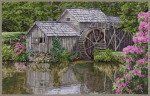 06-2506 Mabry Mill by Pegasus Originals, Inc.