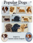 10-1027 Popular Dogs 4 by Pegasus Originals, Inc.