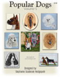 12-1661 Popular Dogs 5 by Pegasus Originals, Inc