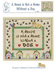 99-1789 House Is Not A Home-Dog by Pegasus Originals, Inc.