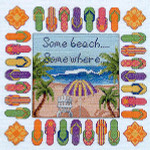 05-2619 Beach Escape by Pegasus Originals, Inc.