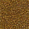 #02040 Mill Hill Seed Beads Light Amber