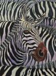 SC256 Stripes Zebras 18m 9x12 Nenah Stone Designs 18 Mesh