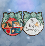 ST181711 Tis the Season Mill Hill Kit