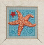 MH141615 Starfish (2016) Mill Hill Buttons and Bead Kit