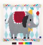 PNV153878 Vervaco Circus Elephant Cushion