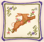 PC2142 The Posy Collection Bunny Pincushion- Susan Branch