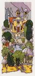 MPKX26A KIT Tuscan Gardens III Michael Powell