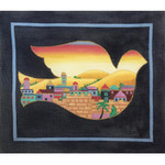 EA130 Jerusalem Dove Alice Peterson 16 x 14, 13M