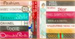 AP2931 Fashion Books Alice Peterson 16 x 8.5, 18m