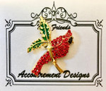Cardinal MAGNET Glamorous Accoutrement Designs 2018