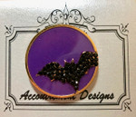 Bat (purple) Glamorous Accoutrement Designs 2018