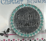 Find Joy In The Journey Chatter Buddy Needle Minder The Meredith Collection ( Formerly Elizabeth Turner Collection)