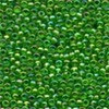 #00167 Mill Hill Seed Beads Christmas Green