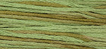 6-Strand Cotton Floss Weeks Dye Works 1265 Garrison Green