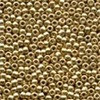 #00557  Mill Hill Seed Beads Old Gold