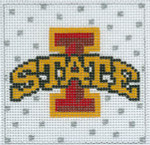 XO-159 College Square  iowa state 4 x 4 13 Mesh The Meredith Collection