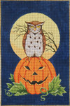 Boo-Whoo! 8 x 12 18 Mesh Once In A Blue Moon By Sandra Gilmore 18-678