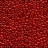 #02063 Mill Hill Seed Beads Crayon Crimson