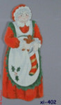 CBK Bettieray Designs XL-402 Mrs. Santa 13 Mesh