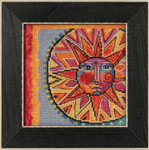 LB141816 Mill Hill Laurel Burch Celestial Blue -  Celestial Collection