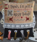17-1549 I Think I'll Just Be Happy Today by Abby Rose Designs