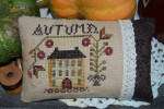 17-1720 An Autumn Pillow by Abby Rose Designs