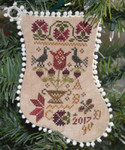 17-2153 Tulip Basket Ornaments by Abby Rose Designs