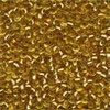 #02011 Mill Hill Seed Beads Victorian Gold
