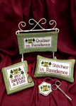 Quilter / Stitcher In Residence by Foxwood Crossings 17-2172
