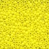 #02059 Mill Hill Seed Beads Crayon Yellow
