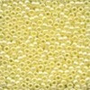#02002 Mill Hill Seed Beads Yellow Creme